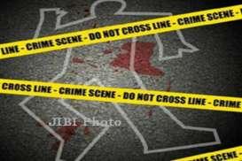 Tak Kuat Nanjak, Truk Terguling di Ponjong, 16 orang luka-luka