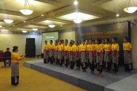 Ratusan Siswa Ikuti Kompetisi Paduan Suara Jogja School Choral Competition