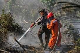 Panglima TNI Akan Kerahkan Hercules Untuk Tangani Karhutla Riau
