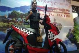 Penuhi Permintaan di Bali, WIKA Produksi 11.400 Unit Sepeda Motor Listrik