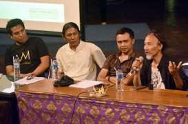 Indra Lesmana Hadirkan Orkestra Jegog di Sanur Village Festival