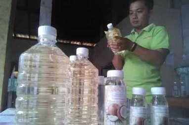 Petani Kelapa Kalibawang Produksi Virgin Coconut Oil