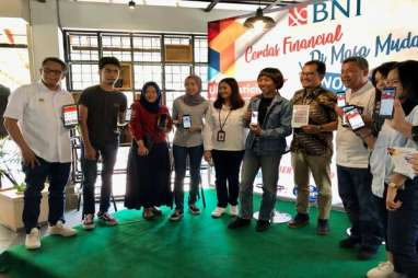BNI Wilayah Malang Ajak Milenial Ngobrol Financial Planning & Green Lifestyle