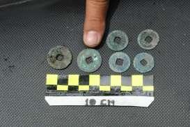 Koin Kuno Dinasti Sung Ditemukan di Pertambangan Klaten