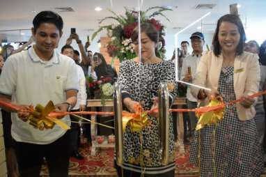 Horison Nindya Semarang Luncurkan Kurulu Sky Lounge