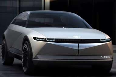 Usung Desain Pony Coupe, Hyundai Rilis Mobil Konsep 45