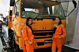 Pacu Penjualan Truk, Fuso Bawa Fighter ke GIIAS Makassar