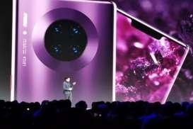 LAPORAN DARI JERMAN: Huawei Rilis Mate 30 Series, Andalkan Fitur Kamera Kelas Atas