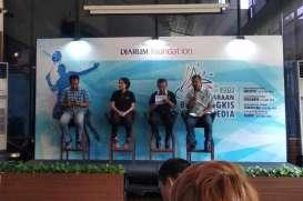 Kejuaraan Bulu Tangkis Antar Media 2019: Bisnis Indonesia Vs Metro Tv