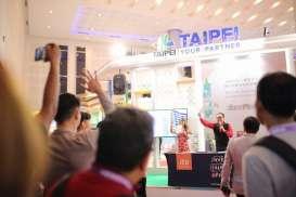 Pemerintah Kota Taipei Berpartisipasi dalam Taiwan Expo 2019 di Indonesia