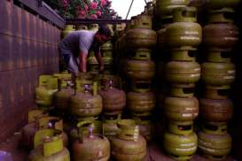 Restoran di Wates Digerebek, Ditemukan 14 Tabung Gas Bersubsidi