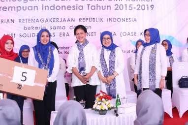 Sekitar 20.000 Perempuan Pekerja Ikuti Tes IVA