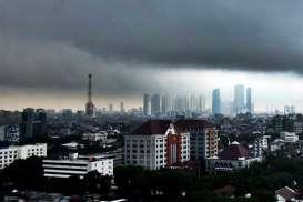 Cuaca Jakarta 09 Oktober: Awan Tebal di Jaksel dan Jaktim