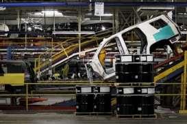 Serikat Pekerja Desak GM Tingkatkan Produksi di AS