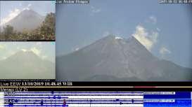 Gunung Merapi Muntahkan Awan Panas Setinggi 3 Kilometer. Ini Videonya