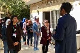 KBRI Damaskus Kembali Pulangkan 13 Orang TKI