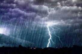 Cuaca Jakarta Hari Ini : Waspada, 2 Kota Ini Diprediksi Hujan Petir