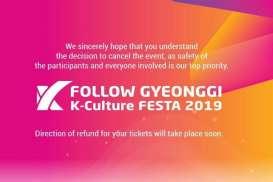 Pelantikan Presiden : Konser K-Pop di Jakarta Dibatalkan