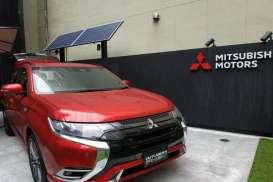 LAPORAN DARI JEPANG, Mitsubishi Motors Garap Kelistrikan di RI