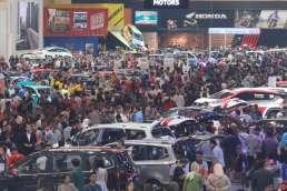 Potensi Industri Otomotif Dimaksimalkan Lewat GIIAS di Medan