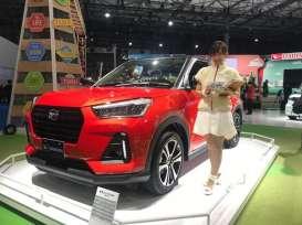 LAPORAN DARI TOKYO MOTOR SHOW : Siap-siap, Daihatsu Rocky Masuk Indonesia