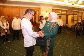 Ida Fauziyah Siap Lanjutkan Program Menteri Sebelumnya