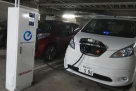 LAPORAN DARI TOKYO MOTOR SHOW : Nissan Rancang Mobil Listrik 'Power Bank' Raksasa