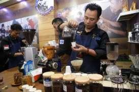KemnakerPromosikan Inkubasi Bisnis Pelatihan Barista di Pangkal Pinang