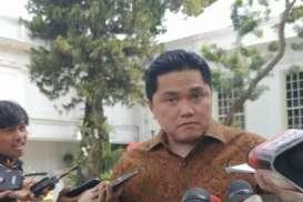 Erick Thohir Tetapkan Pembagian Sektor yang Dibina Wamen BUMN