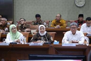 Hadiri Raker Perdana, Menteri Ida Sampaikan Visi Ketenagakerjaan