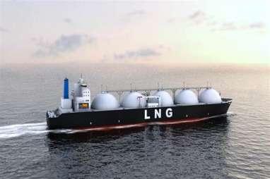 Pasar LNG Bakal Berkembang, Dipicu Permintaan China