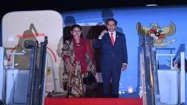 Ini Agenda Jokowi di Korsel, Senin 25 November Pagi hingga Malam