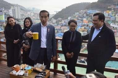 Jokowi Dorong Pentingnya Terobosan Energi Terbarukan di Asean dan Korsel