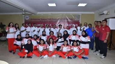 Sea Games 2019, Timnas Bola Voli Indonesia Siap 100 Persen