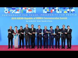 Jokowi Dorong Perdamaian di Semenanjung Korea