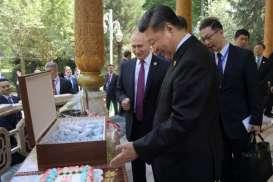 Rusia dan China Luncurkan Jaringan Pipa Gas Raksasa