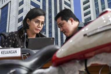 """Ramai Isu """"Gundik"""", Erick Thohir: Pegawai Perempuan di BUMN Harus Dapat Proteksi"""