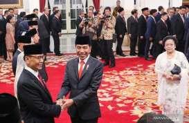 Dari Tahir Sampai Wiranto, Ini Nama 9 Wantimpres yang Dilantik Jokowi