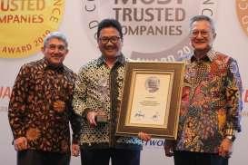 Antam Meraih Most Trusted Company untuk Kesebelas Kalinya