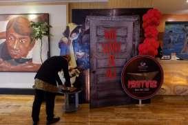 Grand Candi Hotel Gelar Pesta Akhir Tahun Bareng Pennywise