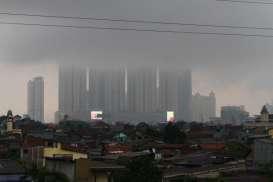 BMKG : Hujan Selama Liibur Akhir Tahun