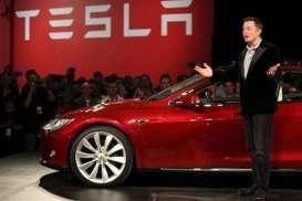 Elon Musk Ingin Bangun Terowongan Jalur Khusus Mobil Listrik