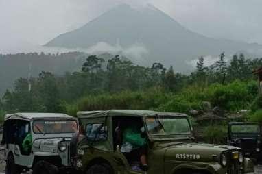 Kawasan Wisata Gunung Merapi Jadi Magnet Pengunjung