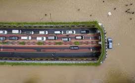 Terdampak Bencana Banjir Jabodetabek, Sejumlah Bank Alihkan Layanan