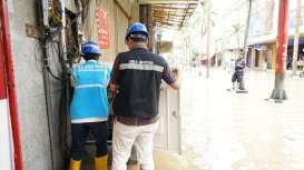 Banjir Jabodetabek, Proses Pemulihan Aliran Listrik Terus Berjalan