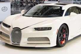 Dipermak Hermès, Bugatti Chiron Ini Tampil Makin Mewah