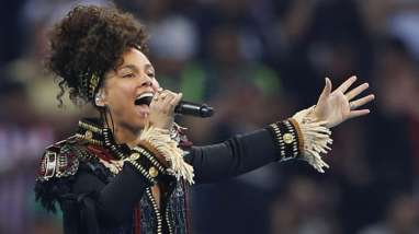 Album Baru Alicia Keys Bakal Miliki Format Ultra HD