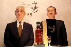 Dijual Wiski Berusia 55 Tahun, Rp374 juta per botol