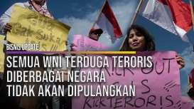 Semua WNI Terduga Teroris di Luar Negeri Tidak Akan Dipulangkan