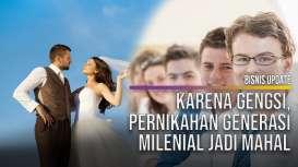 Pernikahan Generasi Milenial Terbilang Mahal. Mengapa?